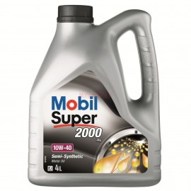 MOBIL SUPER 2000 10W-40 - 4L