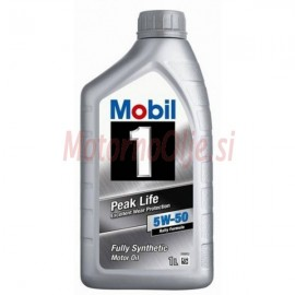 MOBIL 1 PEAK LIFE 5W-50 - 1L