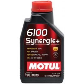 MOTUL 6100 Synergie PLUS 10W-40 - 1L