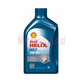 SHELL Helix HX7 5W-40 - 1L
