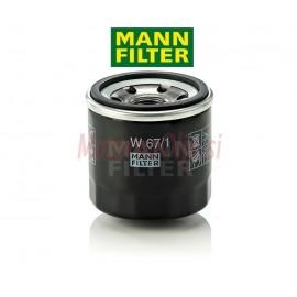 Filter olja MANN W67/1