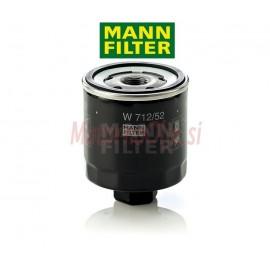 Filter olja MANN W712/52