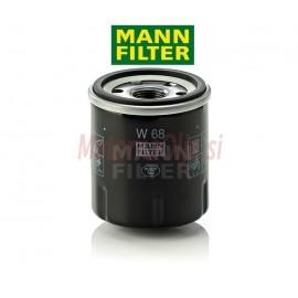 Filter olja MANN W68