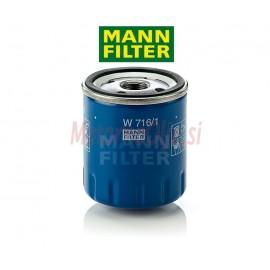 Filter olja MANN W716/1