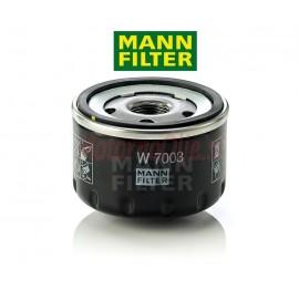 Filter olja MANN W7003