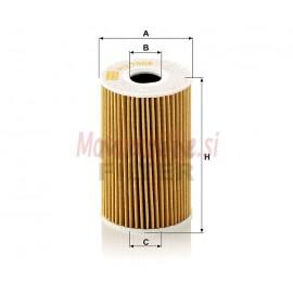 Filter olja MANN HU7008Z