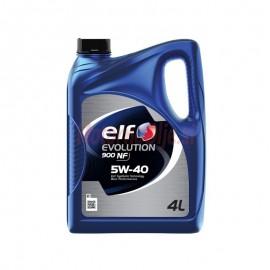 ELF EVOLUTION SXR 5W40 - 4L